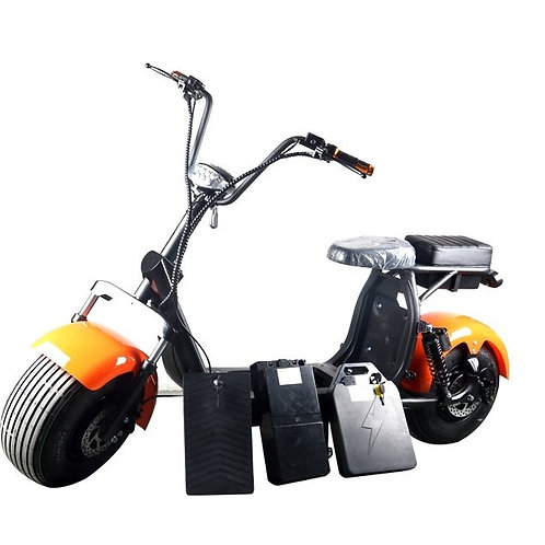 Scooter Électrique City Coco Double batterie