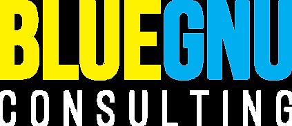 Blue Gnu Logo