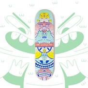 Curb - skateboard