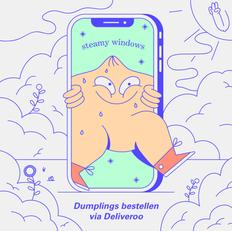 Steamy Windows - Deliveries