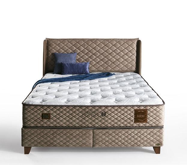 Thermo Control /Mini  Bettkasten ohne Kopfteil und Matratze