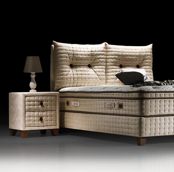 Latekstra /Mini  Bettkasten ohne Kopfteil und Matratze