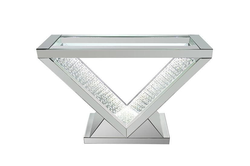 Konsole verspiegel mit LED Beleuchtung GEL-1A014