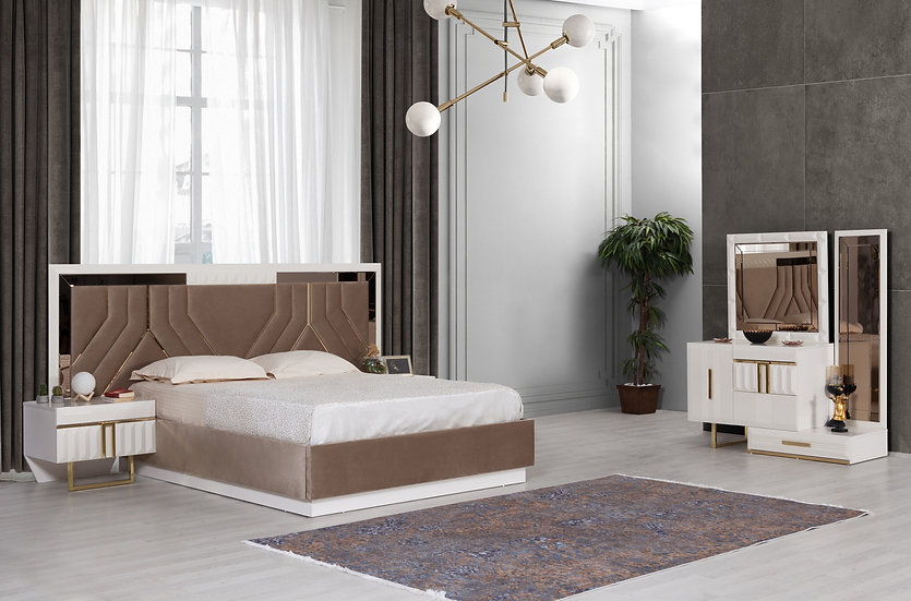 Monza Schlafzimmer
