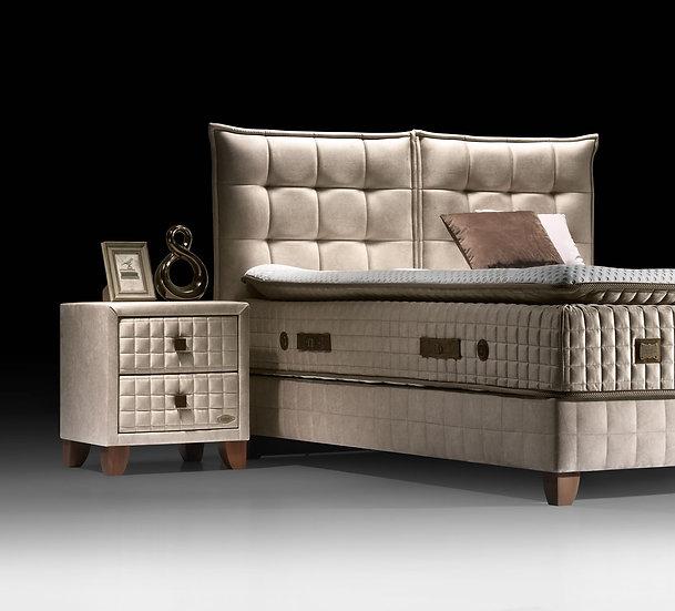 Royal Craft / Mini Bettkasten ohne Kopfteil und Matratze