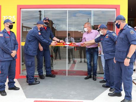 Corpo de Bombeiros Militar de Papanduva celebra 20 anos com evento de entrega de obras e homenagens