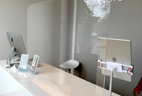 Unfangreiches Hygienekonzept schützt die Kunden in Physiotherapiepraxen
