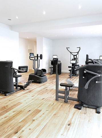 Medical Fitness Studio Bereich bei PhysioCare
