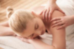 Das Massage-Angebot bei PhysioCare