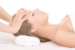 Massagegriffe Nacken