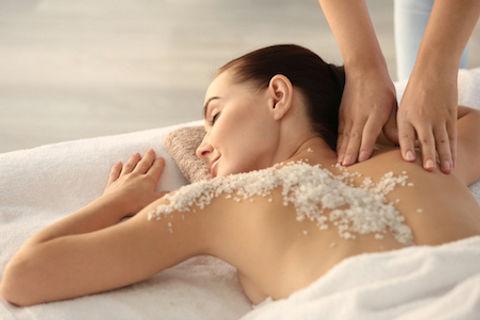 Wellness Package Peeling und Massage Oldenburg