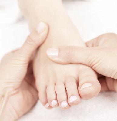 Fussreflexzonen-Massage Oldenburg Bremen