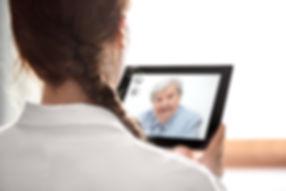 Online Physiotherapie per Skype