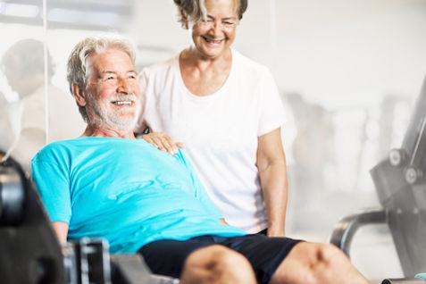 Physiotherapie Krankengymnastik am Gerät Oldenburg