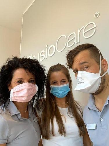 Maskenpflicht bei Massagen