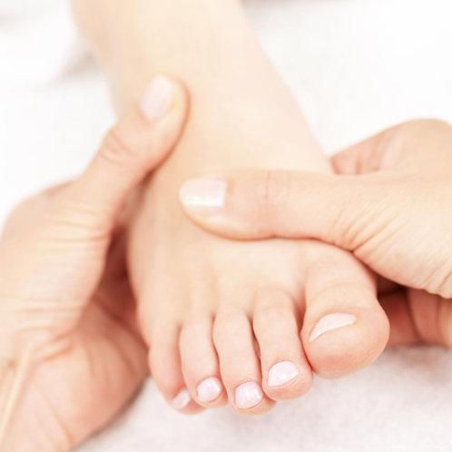 Fussreflexzonen Massage Gutschein Oldenburg