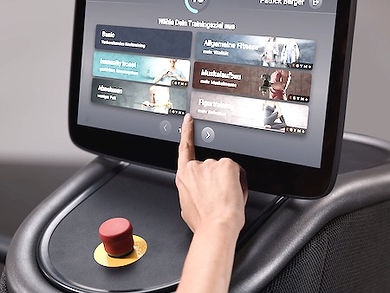 Smart Training mit Fitness-App