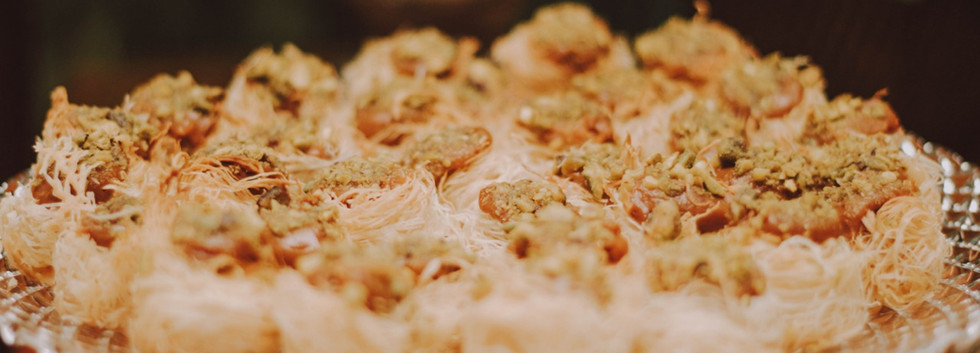 Ninho de pistache