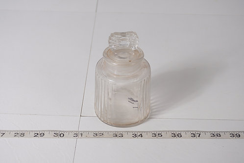 Apothecary Jar With Lid