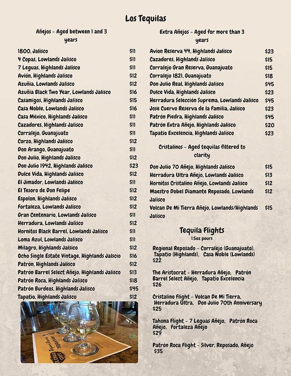 2018 Tequila Menu Page 2 .jpg