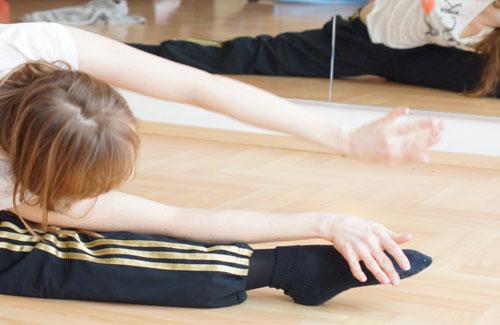 Tanzunterricht-St.Georgen