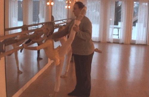 Ballettunterricht-Schramber