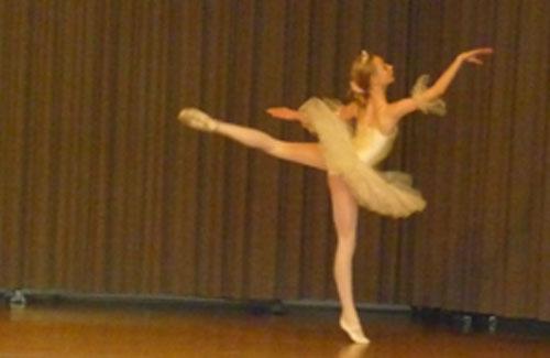 Ballettschule-Arabesque
