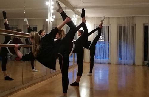 Ballettunterricht-Tennenbro