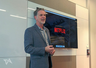 Netflix gains global subscribers, but growth is slowing down