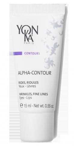 ALPHA-CONTOUR