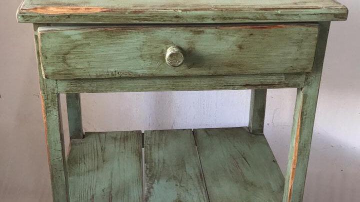 Mesa para cocina 2 estantes