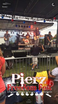 Pierz Freedom Fest 2016