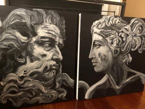 Neptuno y Venus II