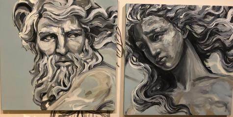 Neptuno y Venus I