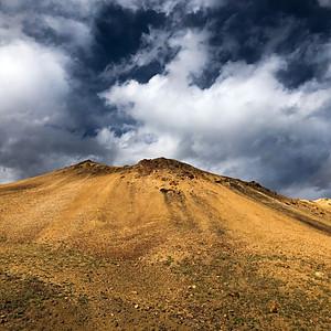 Piedra Numerada Valle Nevado