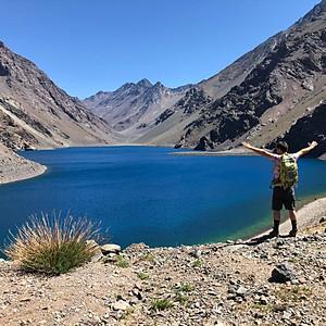 Laguna del Inca 2019