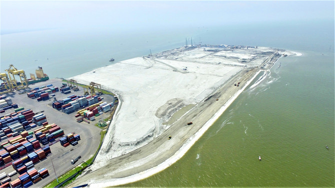 Development of Belawan Port - Phase 1