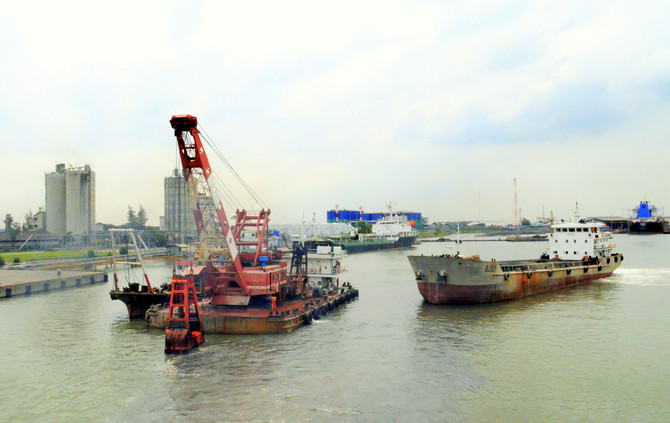 Belawan Port Basin Maintenance Dredging