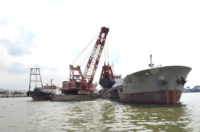 Belawan Port Basin and Access Channel Maintenance Dredging