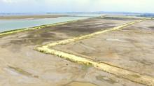 Java Integrated Industrial and Port Estate Onshore Normalization, Gresik, East Java