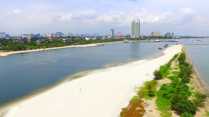 Pantai Timur Ancol Development Reclamation