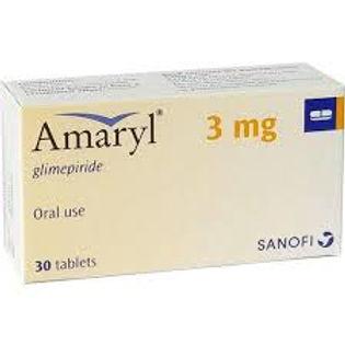 AMARYL 3MG TAB 30