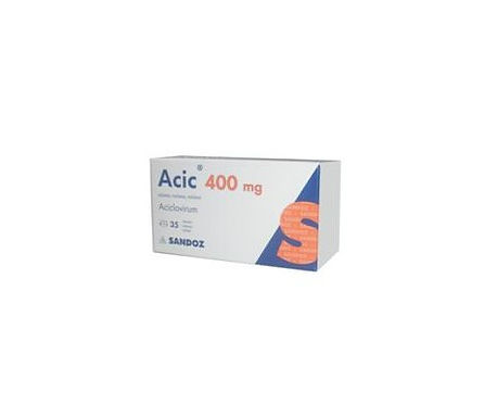 ACIC 400MG 35 TABLETS