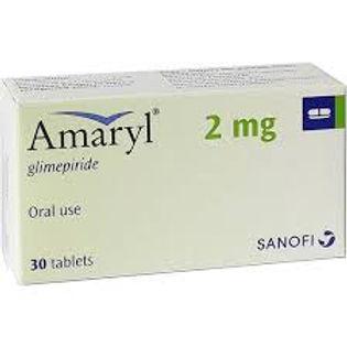 AMARYL 2MG TAB 30