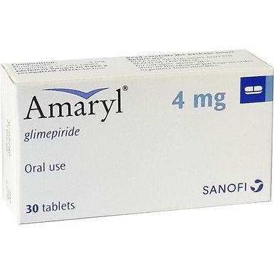 AMARYL 4MG TAB 30