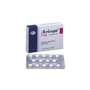 ARICEPT 5MG 28 TABLETS