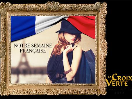 Semaine française