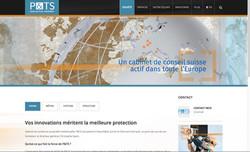 P&TS Site web