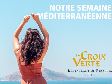 Semaine méditerranéenne