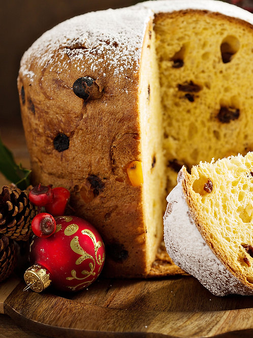 Panettone aux fruits